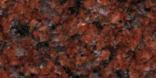 Red Granite Colors : Granite for headstones and monument in colfax washington